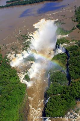 vista-aerea-da-garganta-do-diabo-nas-cataratas-do-iguacu